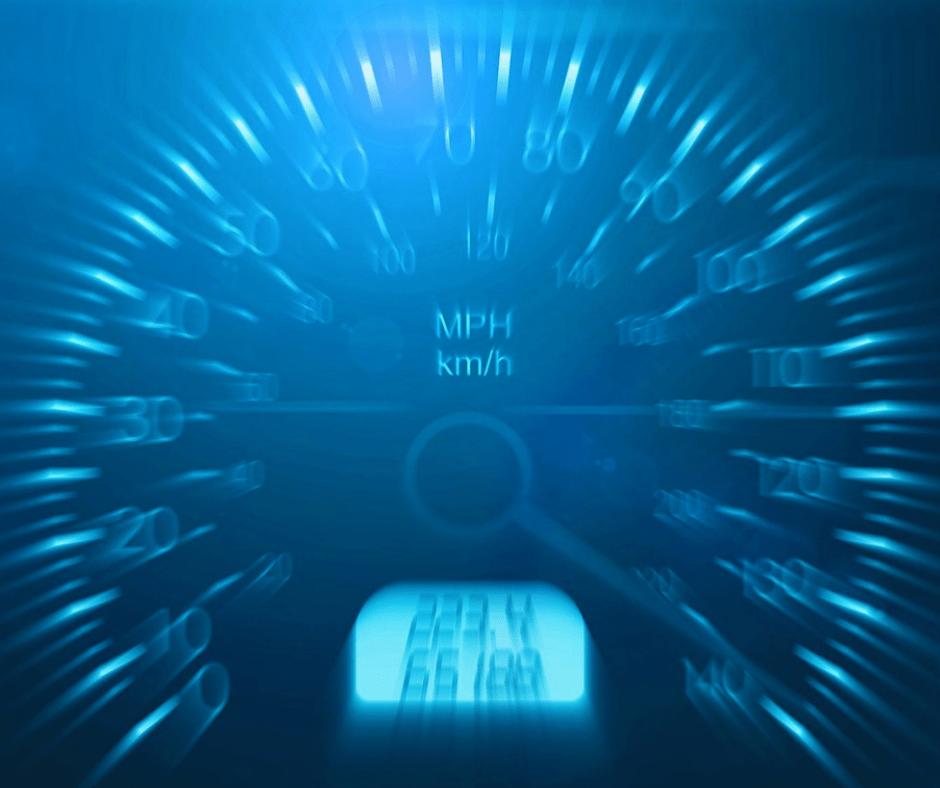 speed limit increase Los Angeles